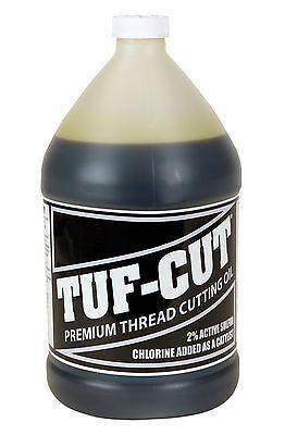 Tuf-Cut™ Dark Pipe Thread Cutting Oil 1 Gallon use w RIDGID® 70830 300 535 1224