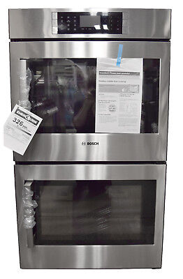Bosch Benchmark Series HBLP651RUC 30″ Double Electric Wall Oven