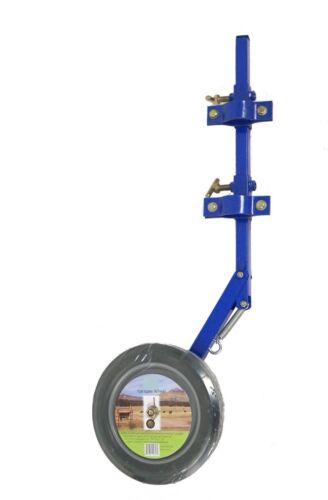 Tall Gate Wheel w/supension spring - Adjustable - AgraLink #77009
