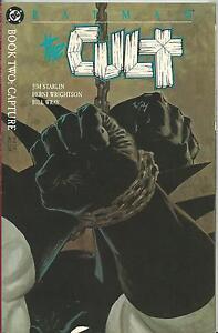 BATMAN: THE CULT #2 (OF 4) (DC) PRESTIGE FORMAT (1988) WRIGHTSON ART