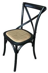 X back Chair with Rattan Seat ONLY $99ea (six or more) Bayside Area Preview