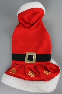 Dogs & Co Hundekostüm Weihnachten für Hunde Kostüm Größe S 26 cm B25-N14 ()
