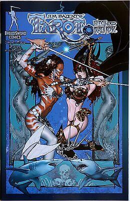 Tarot Witch of the Black Rose 70 Cover A Broadsword Comics Jim Balent