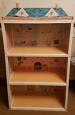Vintage Sindy dolls House 1980's 'Super Home'