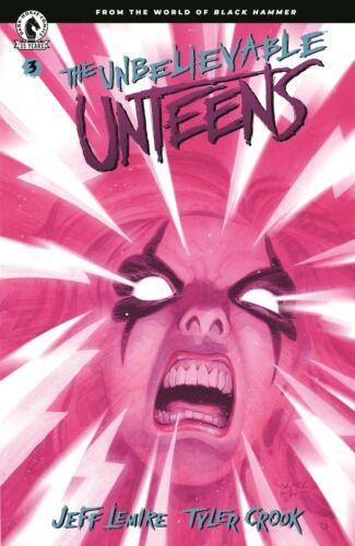 Unbelievable Unteens World of Black Hammer #1-3 | A & B | Dark Horse Comics 2021