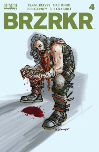 BRZRKR #1-4 | Select A B & Incentive Covers | Boom Comics NM 2021