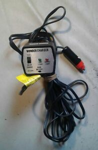 Wonder charger quick charger 12volt automobile battery booster