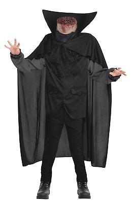 Headless Zombie Costume (Boys Headless Horseman Sleepy Hollow Halloween Costume Fancy Dress 8-10)