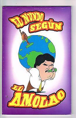 El Mundo Segun El Amolao Satira Politica Puerto Rico Editorilal El Cuco 1999