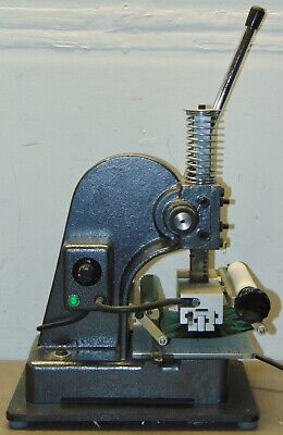 Aamstamp Model Sprite Hot Foil Stamping Machine With Extras