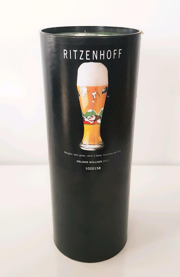 Ritzenhoff Weizenglas Sammlerstück Design Moments Schafe Wüllner in Bayern - Ingolstadt