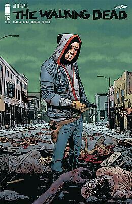 THE WALKING DEAD #192 KEY ISSUE DEATH OF RICK Image Kirkman Adlard 1st Print NM (Image Printer)