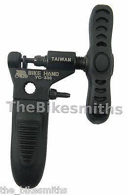 Bike Hand Heavy Duty Pro Chain Tool 3/32 7 8 9 10 speed fit Shimano SRAM KMC