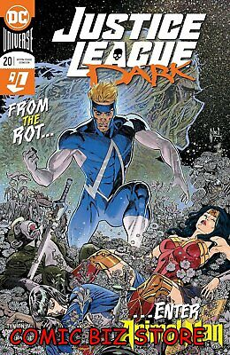 JUSTICE LEAGUE DARK #20 (2020) 1ST PRINTING MARCH MAIN COVER DC COMICS