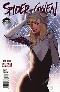 SPIDER-GWEN #1 JORGE MOLINA LIMITED EDITION COMIX VAR MARVEL COMICS 2015