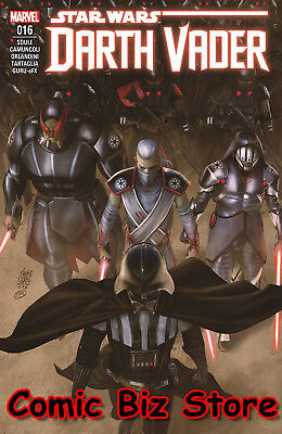 STAR WARS DARTH VADER #16 (2018) 1ST PRINTING BAGGED & BOARDED MARVEL COMICS