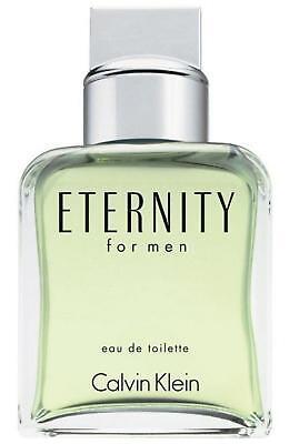 ETERNITY for Men by CALVIN KLEIN 3.4 oz edt New tester