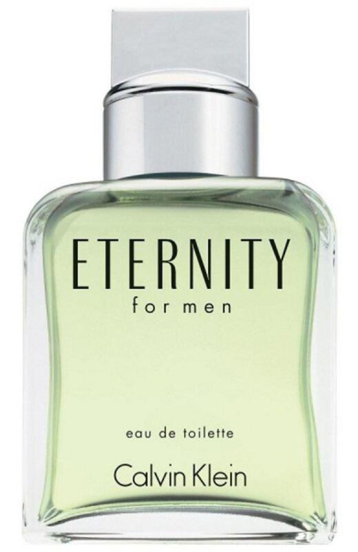 ETERNITY for Men by CALVIN KLEIN 3.4 oz edt New tester
