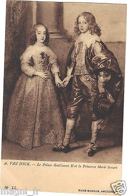 ume II & die Prinzessin Marie Stuart von A. VAN DYCK G7658 (Arten Von Prinzessinnen)
