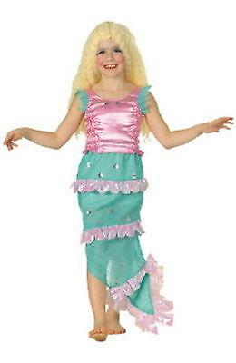 ★ Süßes Traum Meerjungfrau,Mermaid Kostüm Meerjungfraukostüm,Wasserfrau - Wasser Frau Kostüm