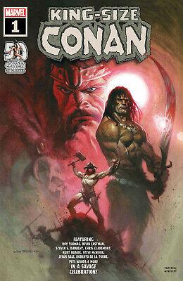 King-Size Conan #1 DIGITAL CODE Marvel Comics - February 2021