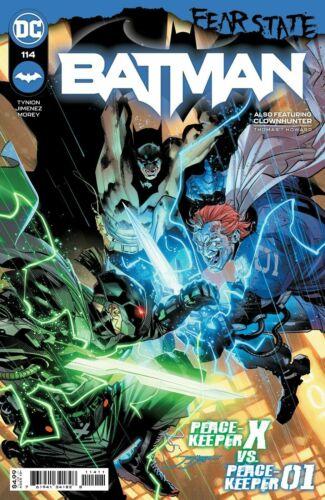 Batman #114. (2021)