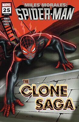 Miles Morales: Spider-Man #25 (LGY#265) DIGITAL CODE Marvel Comics - June 2021
