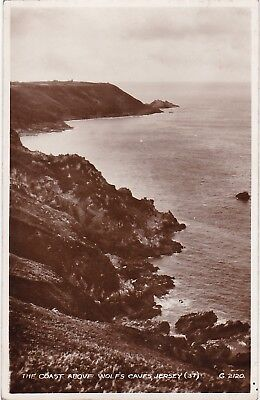 The Coast Above Wolf's Caves, JERSEY, Channel Islands RP
