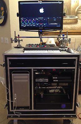 (Dit (Digital Imaging Tech )Station Custom Case/ Cart)