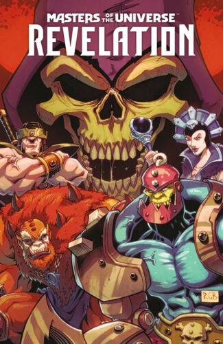 MASTERS OF THE UNIVERSE: REVELATION #1 (RYAN G. BROWNE EXCLUSIVE VARIANT) COMIC