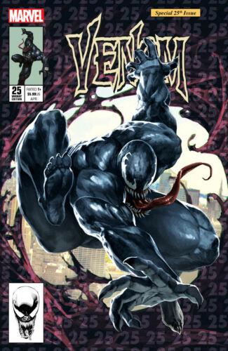 Venom 25 Marvel Skan Srisuwan Amazing Spider-Man 300 Homage Variant