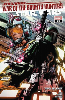 Star Wars #15 DIGITAL CODE Marvel Comics - September 2021