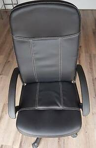 Black Office Chair - Great Condition Edwardstown Marion Area Preview