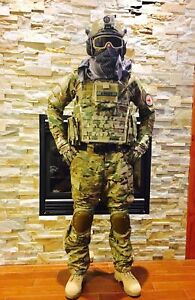 Airsoft paintball ensemble professionnel tactical multicam NEUF