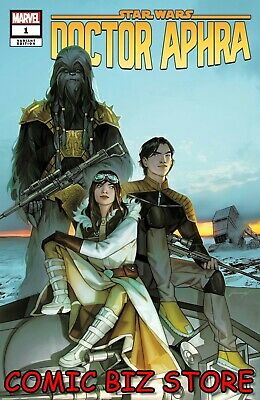 STAR WARS DOCTOR APHRA #1 (2020) 1ST PRINTING REMENAR VARIANT COVER