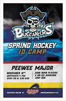 NS Buccaneers ID Camp