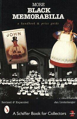 Black Memorabilia - Advertising Dolls Toys Ephemera / Illustrated Book + Values