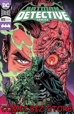 DETECTIVE COMICS #1020 (2020) 1ST PRINTING HENNESSY MAIN COVER DC COMICS