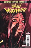 1 X All-new Wolverine 13 Comic ,enemy Of The State Ii, Part One Of Six X-23 - marvel comics - ebay.co.uk