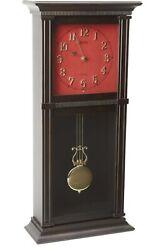 Seiko QXM484KLH Merlot Classic Twelve Hi-Fi Melodies Christmas Clock