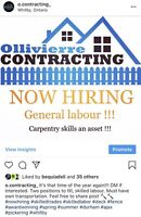 Fence and deck company hiring