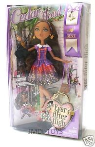 Ever-After-High-CEDAR-WOOD-REBEL-DOLL-DAUGHTER-OF-PINOCCHIO-NEW-IN-HAND