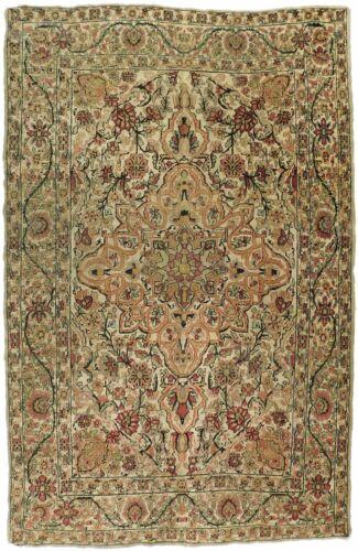 Authentic Antique Lavar rug. 4