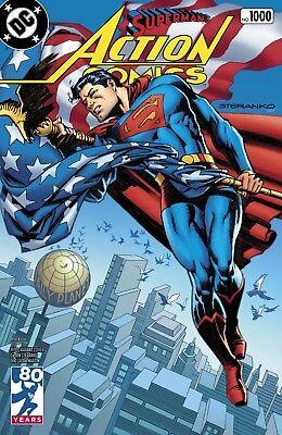 ACTION COMICS #1000 - 1970's VARIANT - DC UNIVERSE