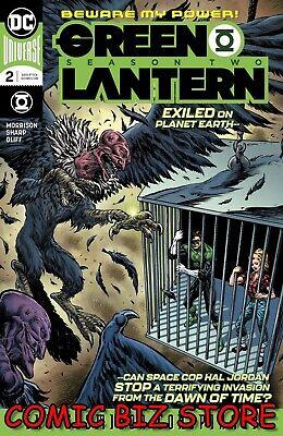 GREEN LANTERN SEASON 2 #2 (OF 12) (2020) 1ST PRINTING LIAM SHARP MAIN COVER
