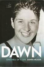 Dawn Fraser 1st Edition Signed Hard Cover Book (COA) Tallebudgera Gold Coast South Preview