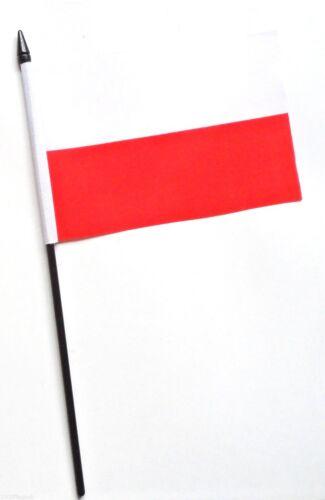 Poland Small Hand Waving Flag
