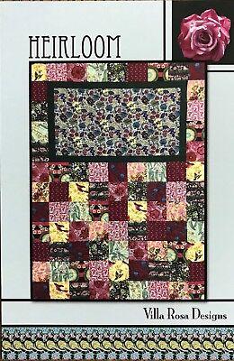 Heirloom Quilt Pattern (Heirloom Quilt Patterns)