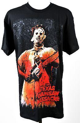 Halloween Texas Chainsaw Massacre Leatherface Horror Movie Graphic Tee T-Shirt - Texas Halloween