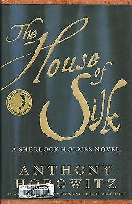 The House of Silk by Anthony Horowitz (2011, Hardcover) (House Of Silk Hardcover)